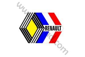 sticker Renault Sport 1980