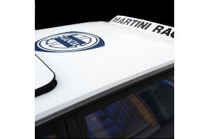 Sticker de toit, capot Lancia HF