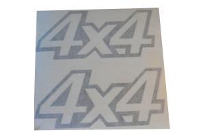 Logo 4x4