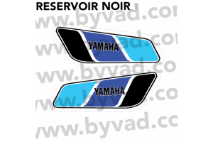 Kit sticker Yamaha DTMX 125 Enduro 1977