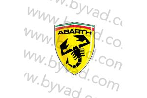 Sticker Ferrari ABARTH