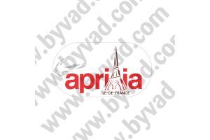 Sticker APRILIA IDF petit format