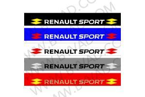 Bandeau pare soleil Renault Sport