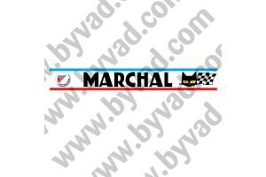 """Autocollants SEV Marchal """"Bandeau"""""""