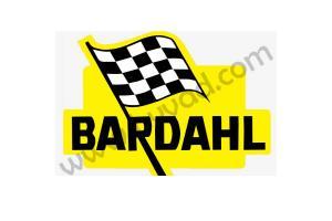 2 Stickers Bardahl