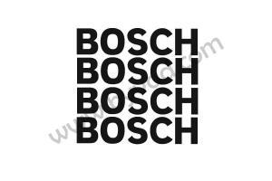 4 Stickers Bosch