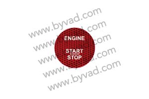 Sticker START ENGINE Renault
