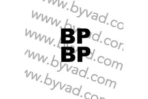 2 Stickers BP