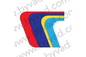 Logo PTS capot style 205 Turbo 16
