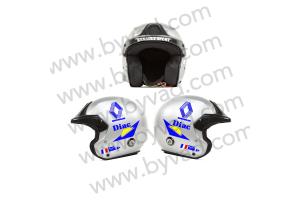 Kit déco casque universel Renault sport Diac