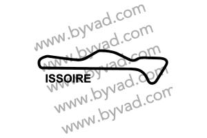 Sticker Circuit Issoire