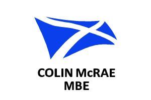 2 Stickers Colin Mc Rae