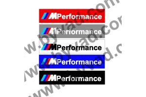 Cache plaque immatriculation BMW Performance