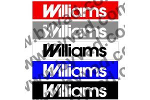 Cache plaque immatriculation Renault Clio Williams