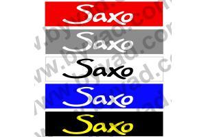 Cache plaque immatriculation Citroen Saxo