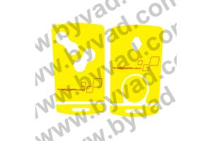 Sticker carte Renault 4 boutons Trophy