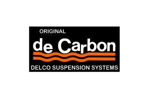 2 Stickers De Carbon