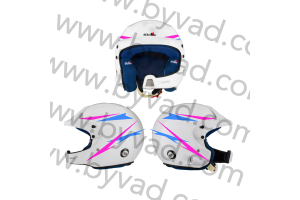 Kit déco casque universel BYVAD 30