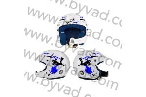 Kit déco casque universel BYVAD 43