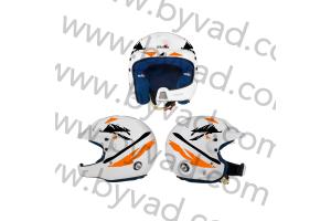 Kit déco casque universel BYVAD 45