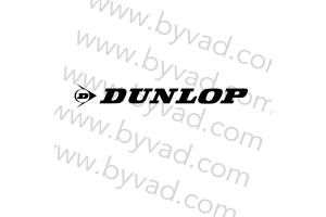 1 Autocollant Dunlop