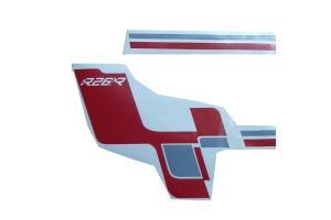 Sticker latéraux style R26R