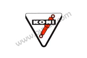 Autocollant moto KONI