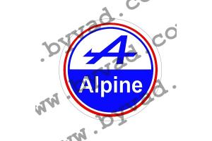 LOGO ALPINE 40 CM