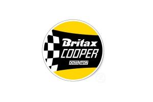Kit 2 stickers BRITAX COOPER