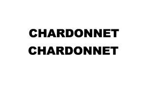 2 Stickers Chardonnet
