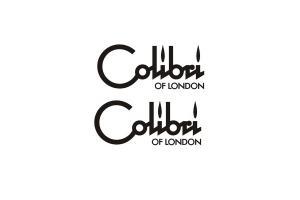 Autocollant Colibri of London