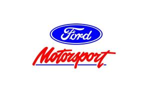 Stickers Logo Ford Motorsport
