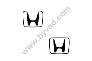 Autocollant Honda 30 mm x 35 mm