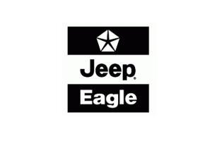 1 Sticker Jeep Eagle