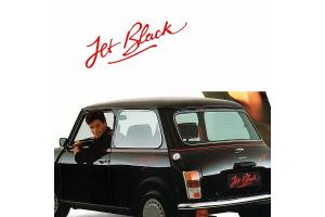 Kit 3 stickers Jet  Black + liseret