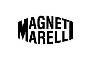 Autocollant Magneti Marelli x 2
