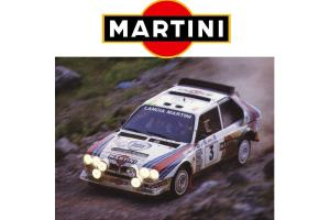 Sticker de toit Martini 70 cm