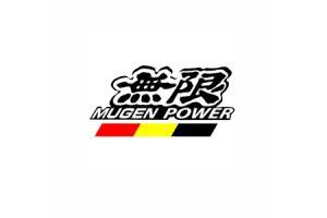 STICKER MUGEN POWER