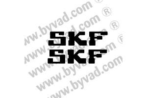 2 Stickers SKF