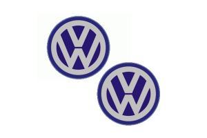 KIT 2 LOGOS VW
