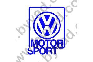 Sticker VW Motorsport
