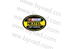 Autocollant NEXTEL NASCAR CUP SERIES