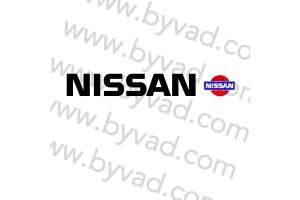 Autocollant Nissan Sans fond