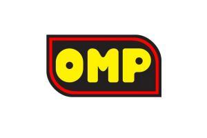 2 Stickers OMP vintage