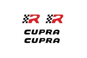 Kit stickers Seat Cupra