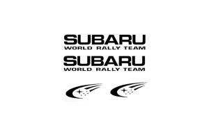 Kit stickers Subaru 02