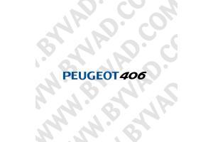 Sticker Peugeot 406
