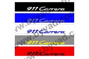 Bandeau pare soleil PORSCHE 911 CARRERA