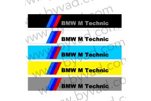 Bandeau pare soleil BMW M Technic