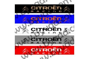 Bandeau pare soleil Citroen Racing